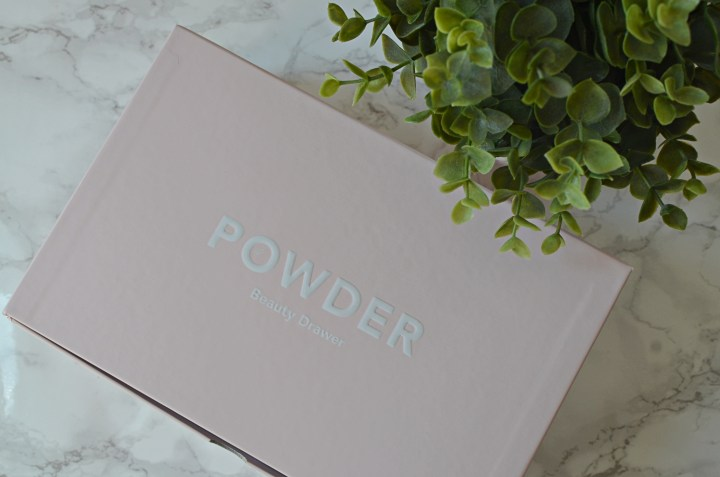 Powder Drawer Box No.3