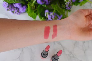 Bourjois Rouge Velvet The Lipstick Review and swatches