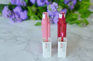 Maybelline Super Stay Matte Ink Lipstick Review