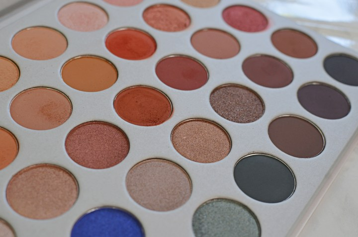 Review | Jaclyn Hill Morphe Palette