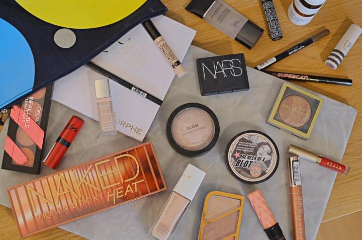 December Makeup Bag
