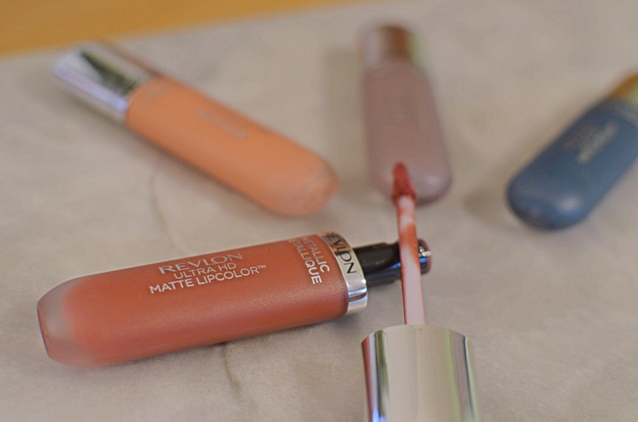 Revlon Ultra HD Matte Metallic Lipsticks Review