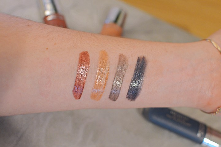 Revlon Ultra HD Matte Metallic Lipsticks Review and Swatches