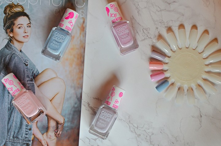 Barry M Candy Culture Nail Pail Review
