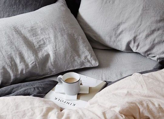 Lazy Days in Bed Essentials