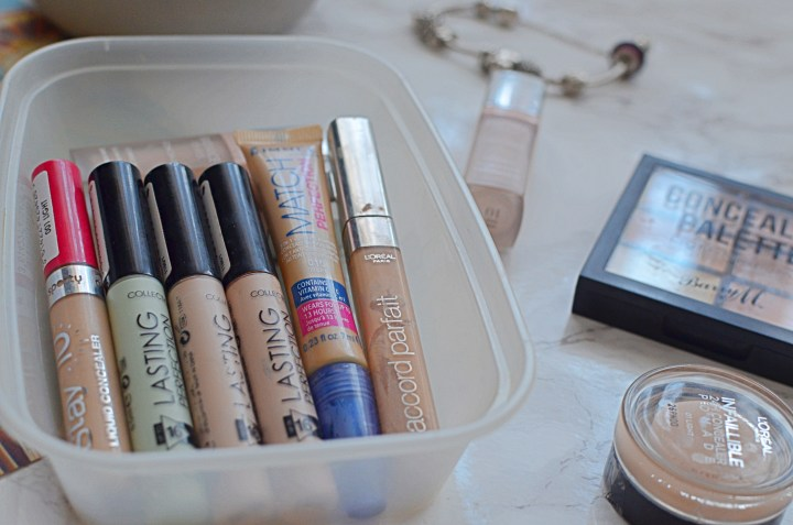 Concealer Collection 1