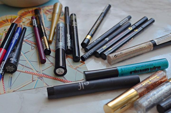 Eyeliner Collection 1