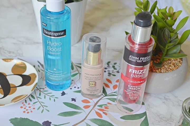 3 Drugstore to try 2