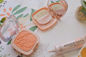 L'Oreal Back To Bronzer, L'Oreal Life's A Peach & L'Oreal Bonjour Nudista Skin Tint