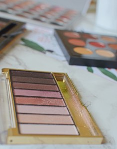 My Top 5 Eyeshadow Palettes