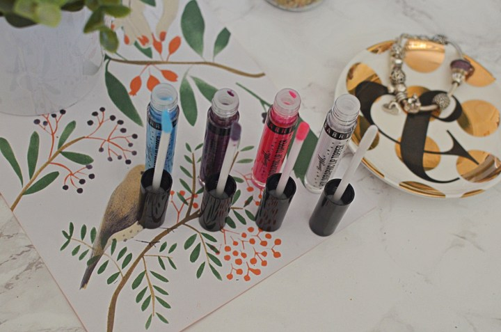 Barry M Lip Toppers 2