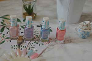 Barry M Under The Sea Nail Polishes Review