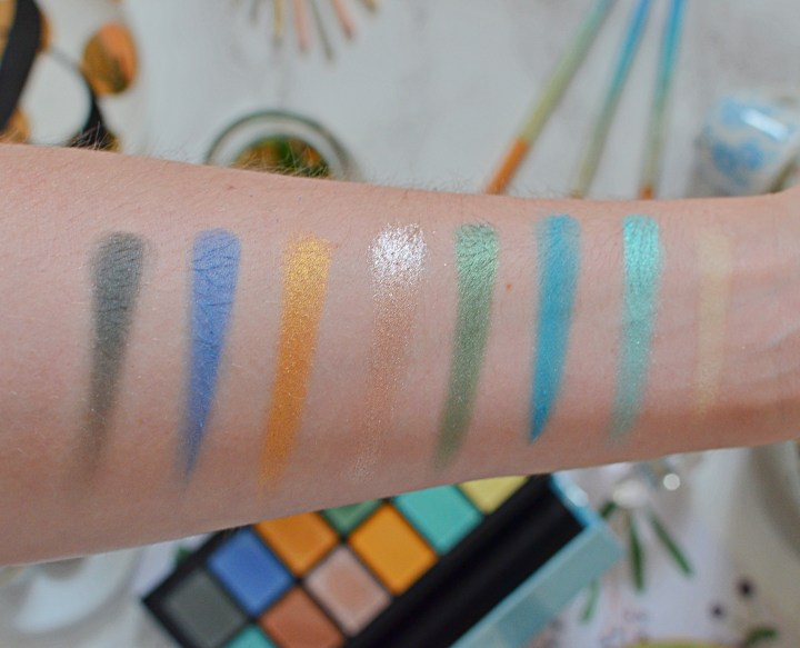 I Heart Revolution Palette 4