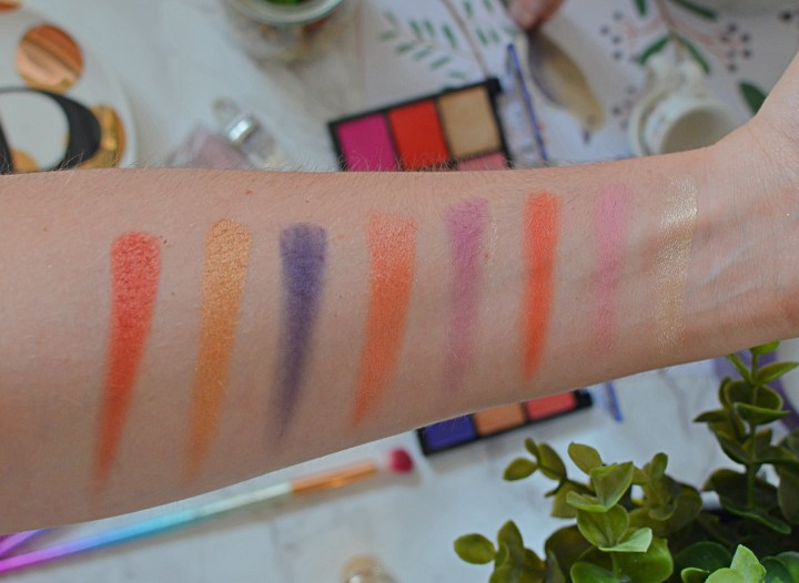 MUA Palettes 3
