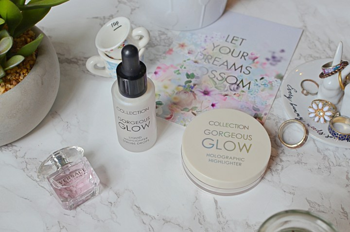 New | Collection Gorgeous Glow Highlighters