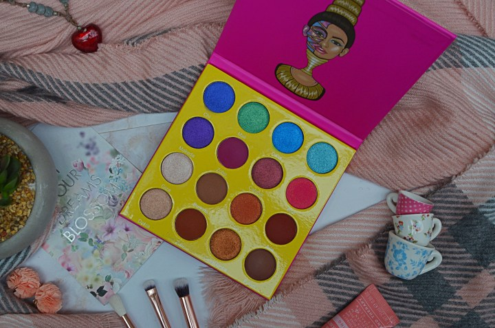 10 Eyeshadow Palettes I Can't Get Enough Of - Juvias Place Mini Masquerade