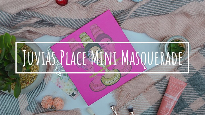 Worth The Hype? | Juvias Place Mini Masquerade Palette