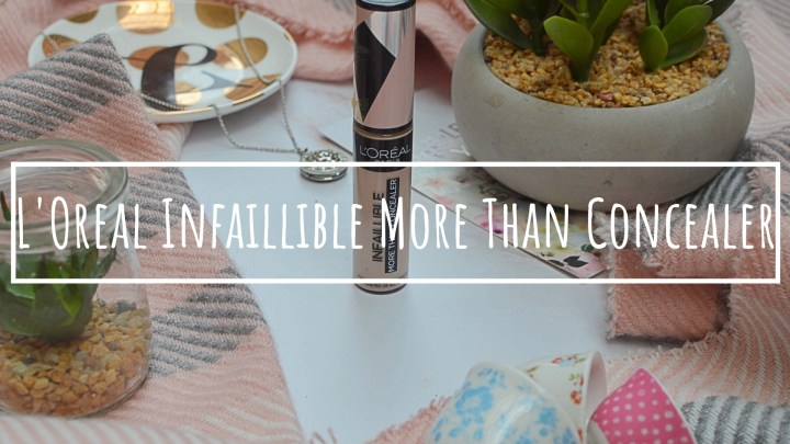 New L'Oreal More Than Concealer | Shape Tape Dupe?