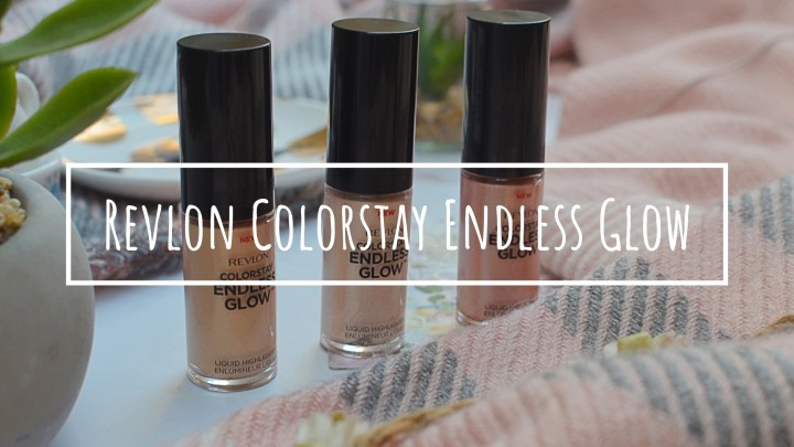 New | Revlon Colorstay Endless Glow