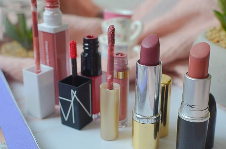 5 High End Lipsticks 2