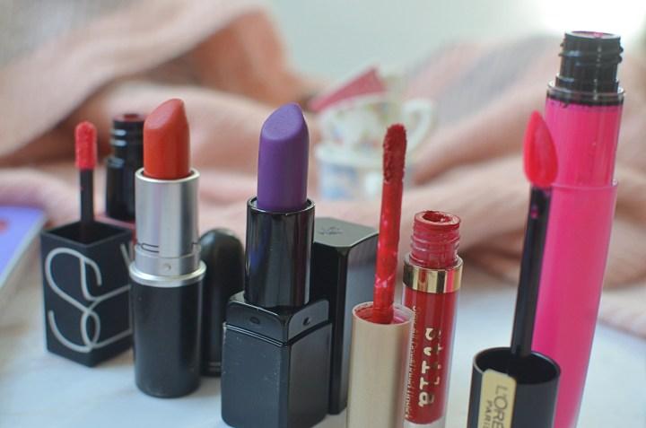 Bold Lipsticks 2