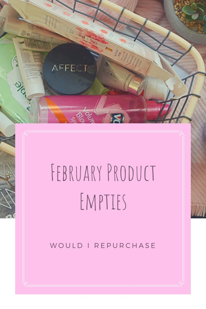 Feb empties 1