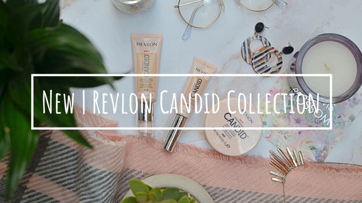 New | Revlon Candid Collection