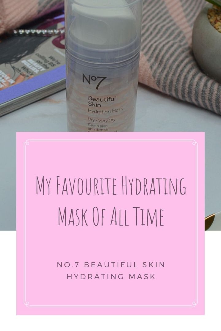 No.7 Beautiful Skin Hydrating Mask