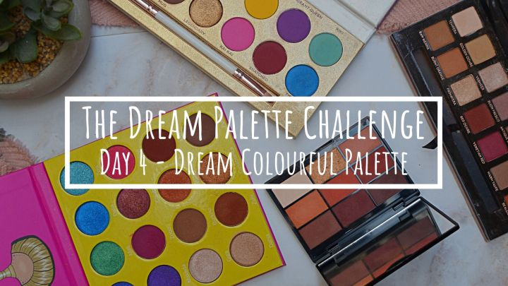 The Dream Palette Challenge | Dream Colour Palette