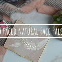 Review | Too Faced Natural Face Palette