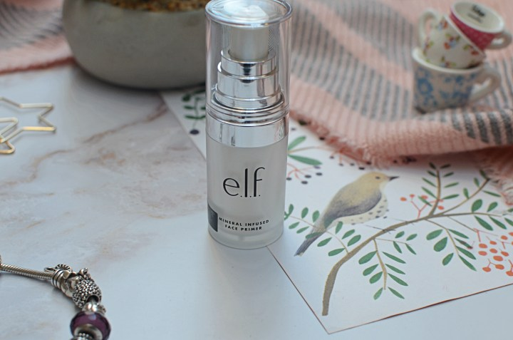 Review | ELF Mineral Infused Face Primer