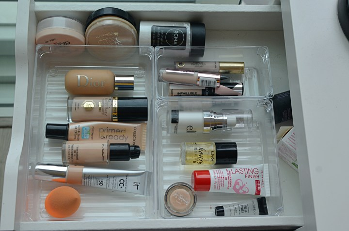 2021 Makeup Collection & Storage
