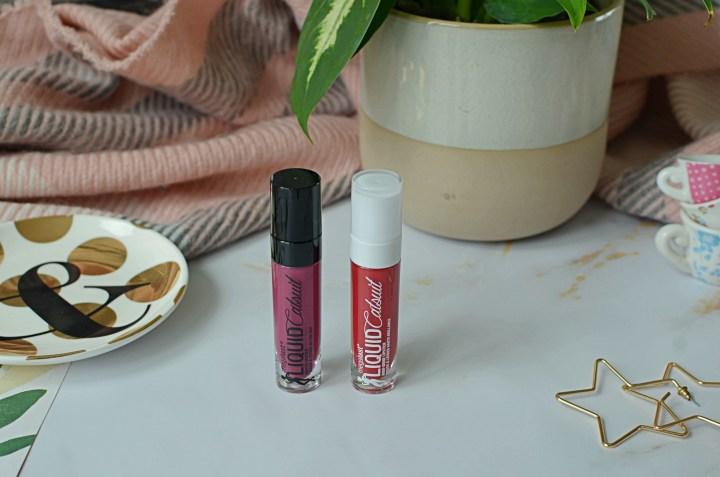 Review | Wet n Wild Liquid Catsuit Lipstick