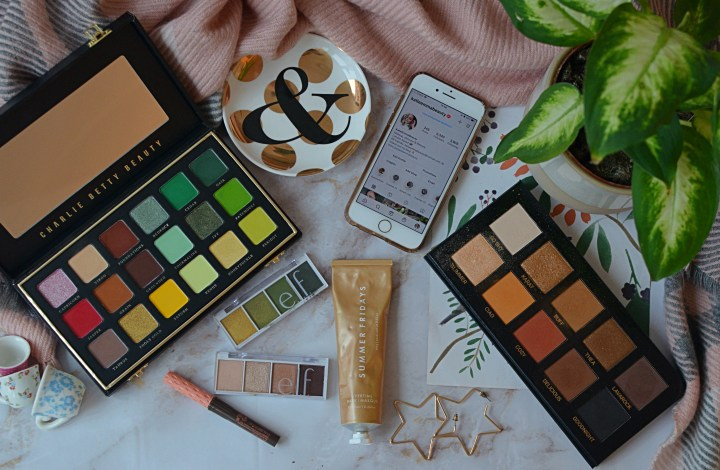 January Favourites & Project 10 Pan Update
