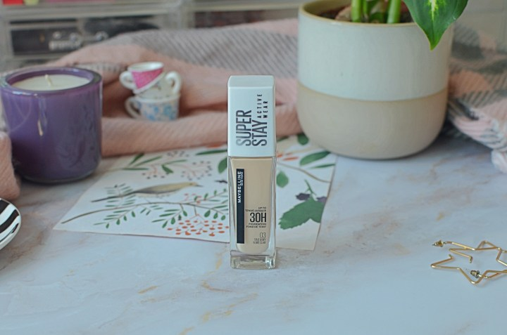 New | Maybelline Superstay Active Wear Foundation | Is It Any Good?