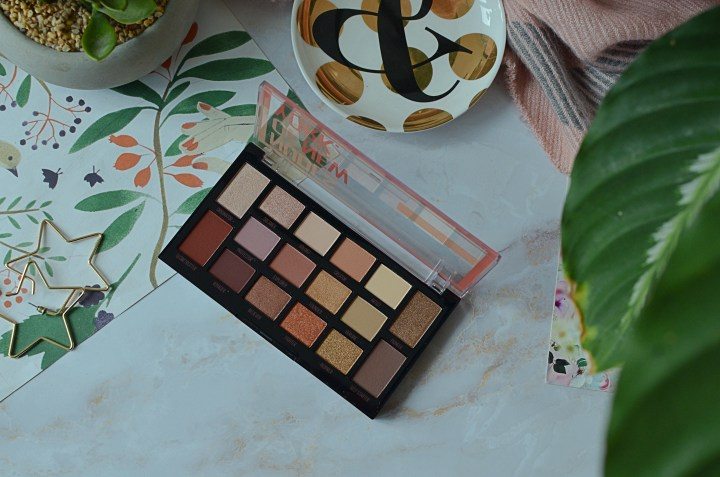 New | Maybelline Nudes of New York Palette