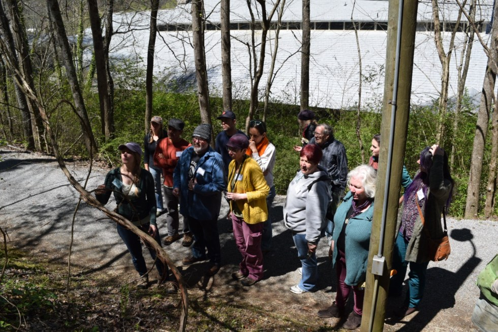 Our Reading The Landscape Walk