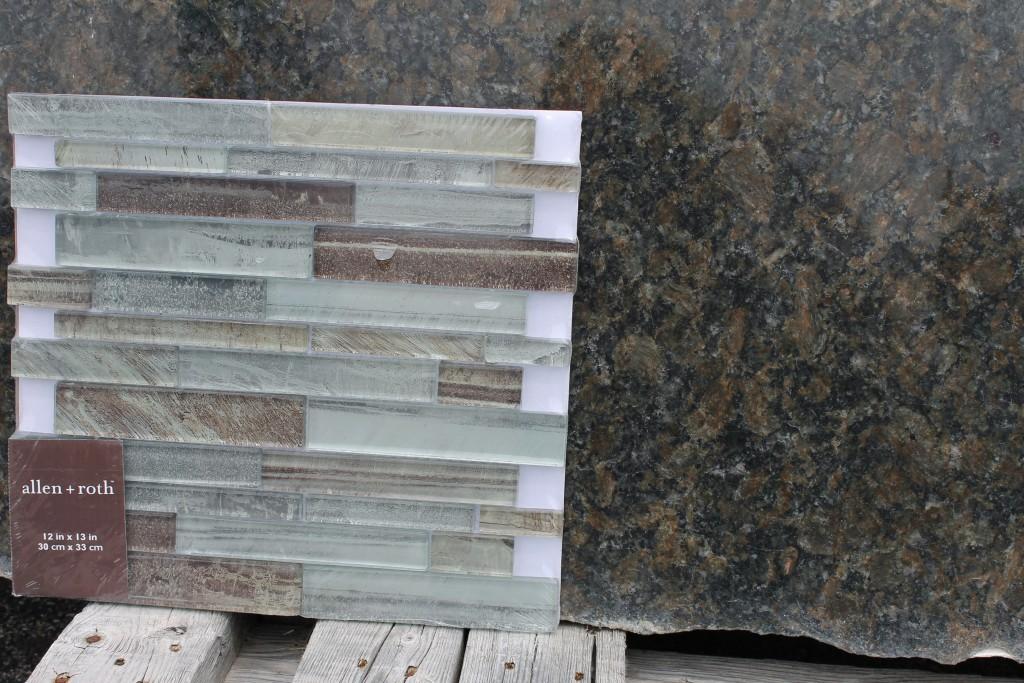 How to Choose Between Light and Dark Granite… - Katie Jane ... on Backsplash With Dark Granite  id=26568