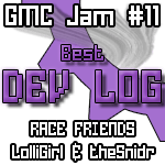 GMC Jam 11 Best Devlog award