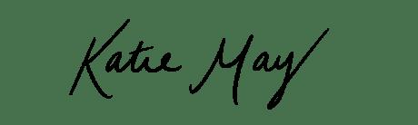 katie may blog