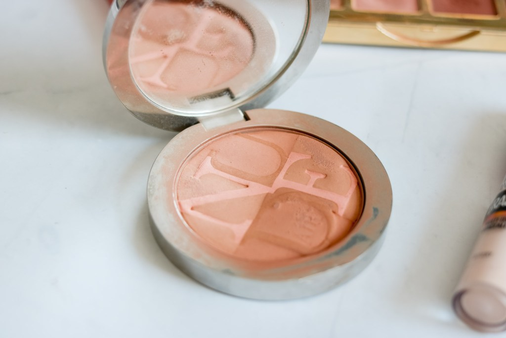 bronzer for a healthy glow on Zoom