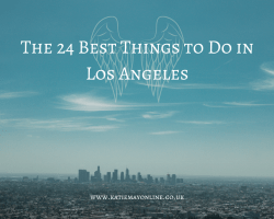 what things to do in Los Angeles