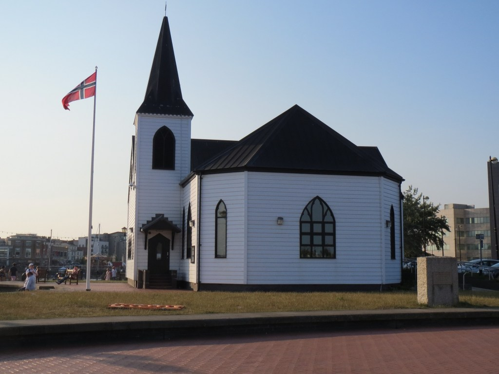 Cardiff's norweign church