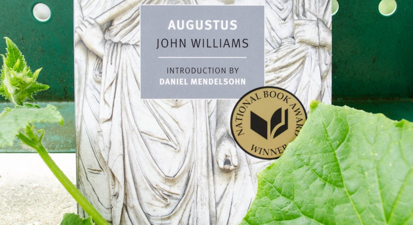 Augustus is a historical fiction novel written in epistolary form by John Williams, telling the story of Rome's first emperor