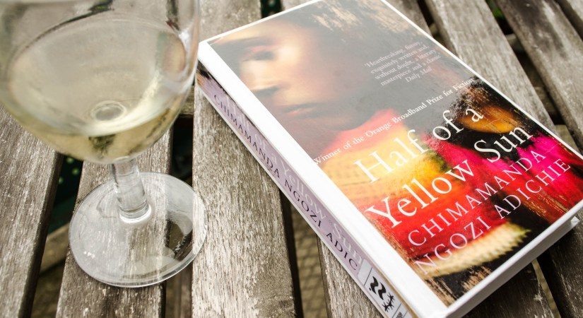 Half of a Yellow Sun, second novel by Chimamanda Ngozi Adichie