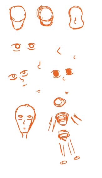 Stranded Man Face 2