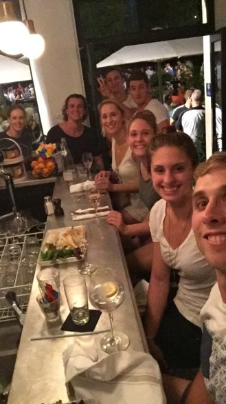Australian friends
