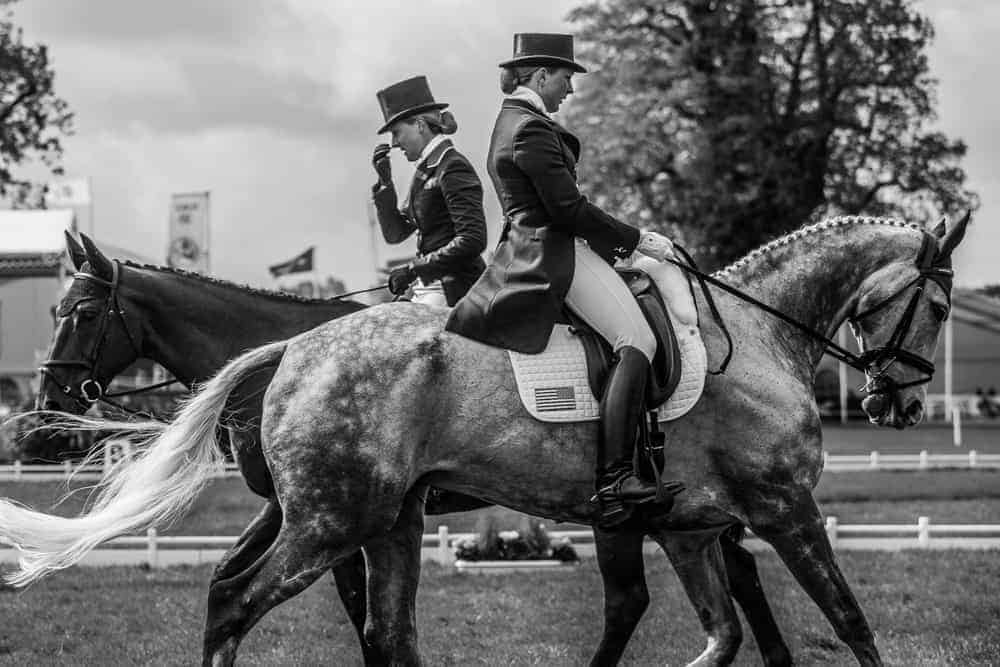 Badminton Horse Trials equine event photographer
