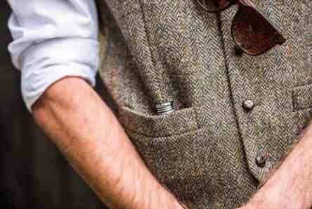 fullerton estate cottonworth hampshire wedding hip flask
