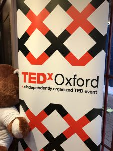 TEDx Oxford Banner